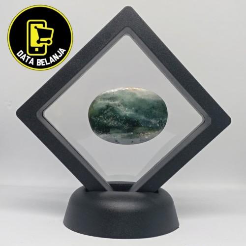 Foto Produk Hiasan Batu Gambar Asli 3D Unik dari Data Belanja