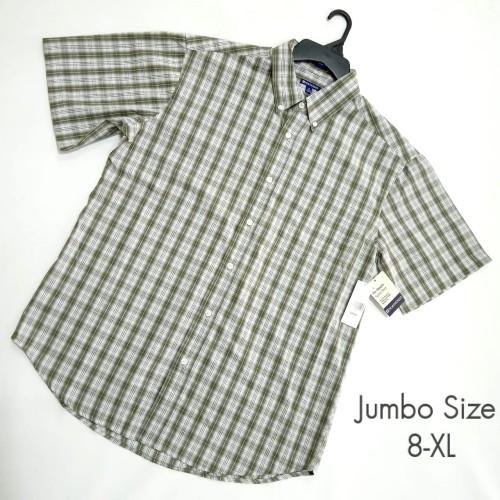 Foto Produk Kemeja Ukuran Besar Pria kemeja pria besar 2xl 8xl dari BrendedCalls_Bekasi