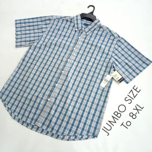 Foto Produk Kemeja Pria Ukuran besar Jumbo size dari BrendedCalls_Bekasi