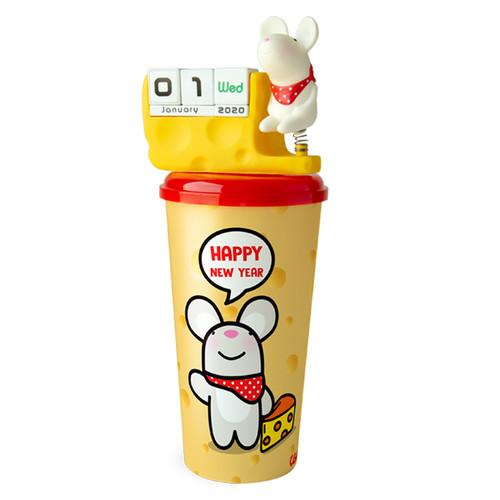 Foto Produk Merchandise CGV Lucky rat YELLOW 2020 dari CGV CINEMAS
