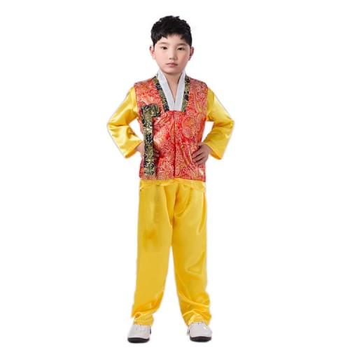 Foto Produk Baju Cheongsam Anak Laki Murah Kostum China Korea Jepang Baju Oriental - 120 dari MadisonShop