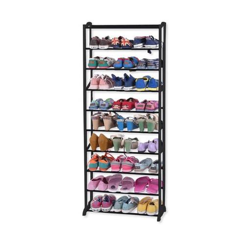 Foto Produk Rak Sepatu 10 SUSUN. Amazing shoe rack. dari dfanccie house