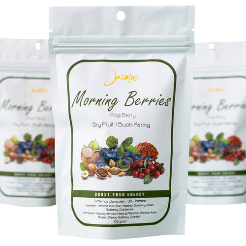 Foto Produk Morning Berry 5 bungkus dari Bumbu Jasmine