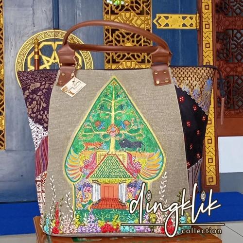 Foto Produk Tas wanita batik gunungan dari Dingklik collection