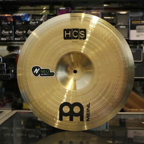"""Foto Produk Cymbal MEINL HCS16CH 16"""" HCS China / Chinese dari NEO MUSIC"""