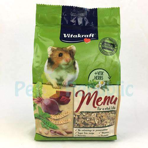 Foto Produk Vitakraft Menu Hamster 400gr ( Makanan Hamster) dari Pet Republic