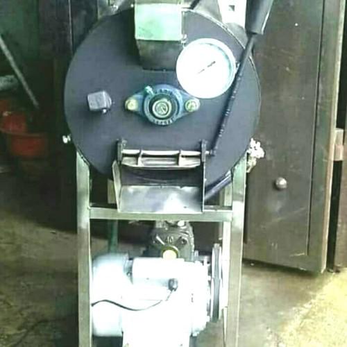 Foto Produk Mesin Sangrai Goreng Gongseng Roaster Oven Fry Kopi 2 kg dari yash mesin