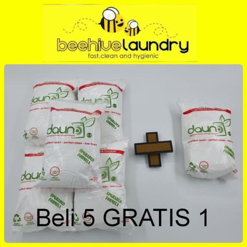 Foto Produk paket heboh daun detergen dari Beehive laundry shop