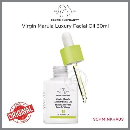 Foto Produk Drunk Elephant Virgin Marula Luxury Facial Oil 30ml dari Schminkhaus
