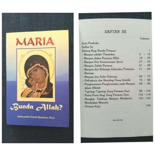 Foto Produk Maria Bunda Allah ? dari NatShop28