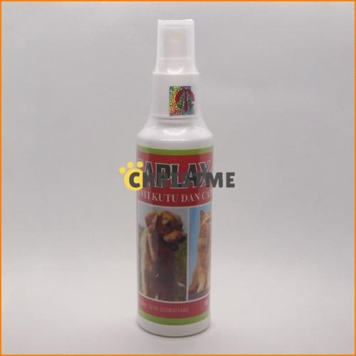 Foto Produk CAPLAX spray 120 ml - Membasmi caplak Anjing dan Kutu Kucing dari Christme