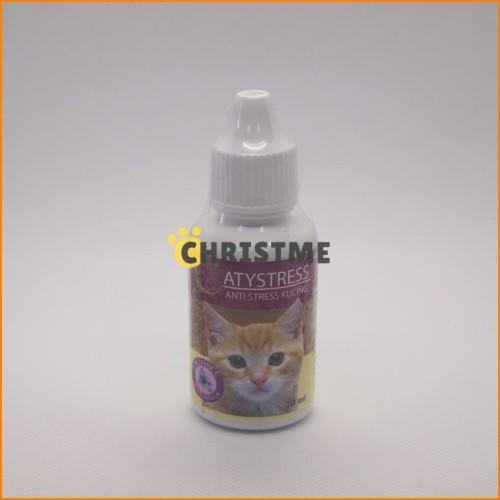 Foto Produk Catystress - Obat Anti Stress Kucing dari Christme