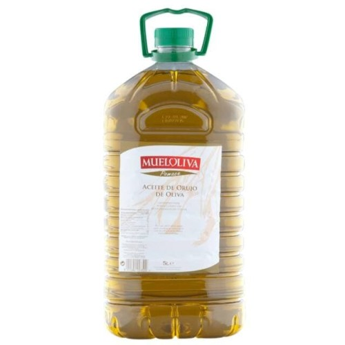 Foto Produk MUELOLIVA - Pomace Olive Oil 1 LITER dari fitjoy