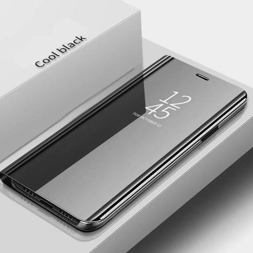 Foto Produk Flip Case Clear View Standing Cover Casing Samsung Galaxy S8+ S8plus dari kenzie grup
