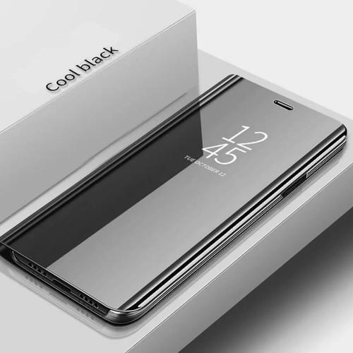 Foto Produk Flip Case Clear View Standing Cover Casing Samsung Galaxy Note 5 Note5 dari kenzie grup