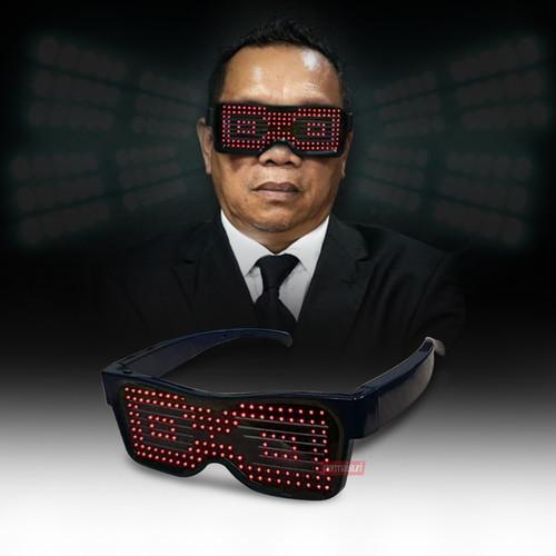 Foto Produk Kacamata Mamang Van Hamann 2020 Series - Merah dari PERMAISURI