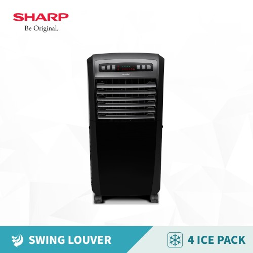 Foto Produk Sharp Air Cooler PJ-A55TY-B/W dari Sharp Official Store