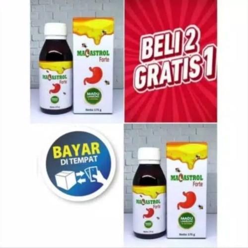 Foto Produk Magastrol Forte Obat Herbal Atasi Maag dan masalah lambung 175gram dari javatech