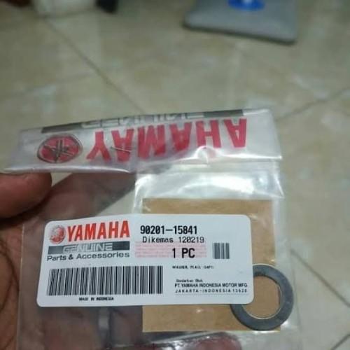 Foto Produk RING PULLEY MIO J COCOK UNTUK PCX VARIO 125 150 NMAX ORIGINAL YAMAHA dari Lestari Motor 2