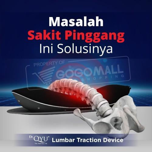 Foto Produk DR QYU LUMBAR TRACTION DEVICE - TERAPI NYERI PINGGANG (LOW BACK PAIN) dari Gogomall Official Store