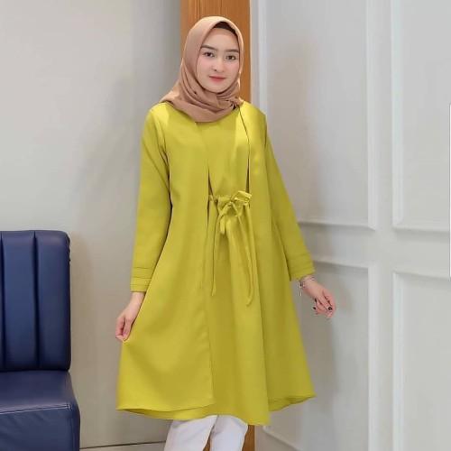 Foto Produk Baju Tunik Muslim Frendy Tunik dari -RISESTORE-