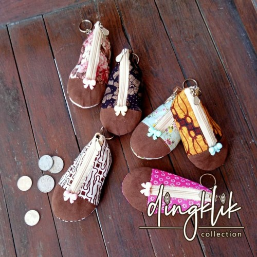 Foto Produk Dompet koin dari Dingklik collection