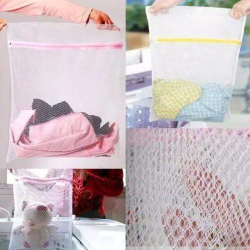 Foto Produk tempat cuci dalaman 30x40cm - washing bag dari Universal_Food