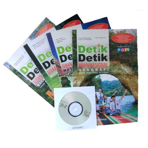 Foto Produk Paket Detik-Detik UNBK SMA /MA program IPS dari Diaz shop depok