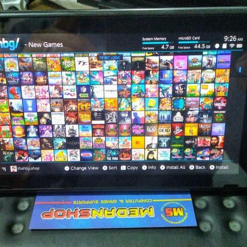 Foto Produk Jasa CFW Nintendo Switch (MEDAN ONLY) dari MEDANSHOP.net
