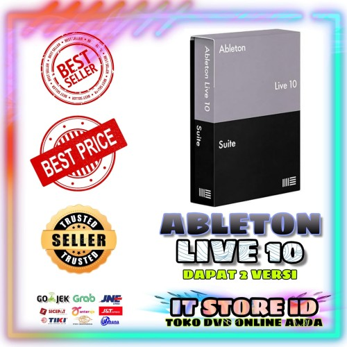 Foto Produk Ableton Live 10 DVD Full Version dari IT Store ID