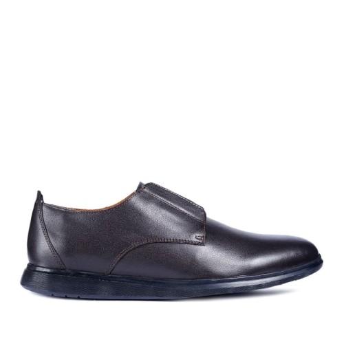 Foto Produk FTALE - KELVIN Brown/Sepatu Loafers Kantor Slip On Formal Kulit - 44 dari Ftale Footwear