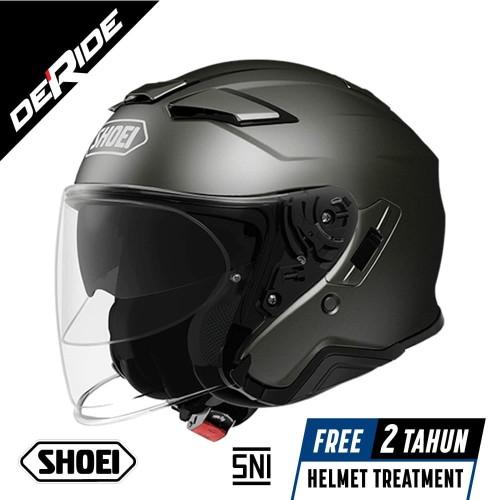 Foto Produk Helm SHOEI J CRUISE 2 J-CRUISE II ANTHRACITE METALLIC SNI dari DeRide Official Store