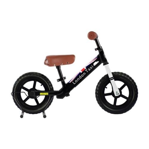 Foto Produk Sepeda Anak London Taxi Balance Bike - Black dari IIMO Official