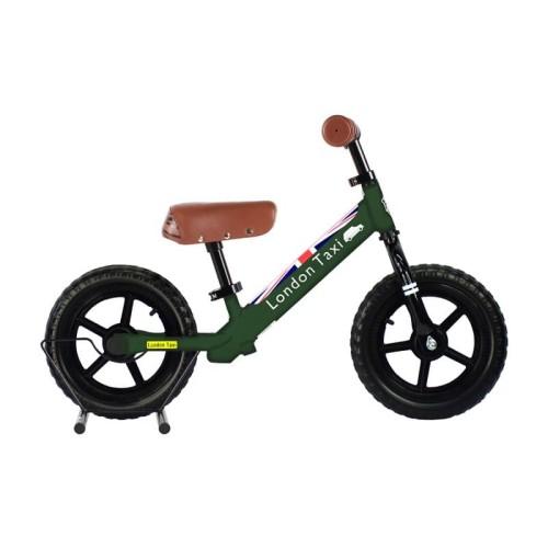 Foto Produk Sepeda Anak London Taxi Balance Bike Green dari IIMO Official
