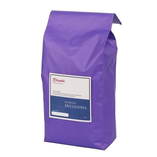 Foto Produk Kambi Millennia Espresso Blend 1kg - Kopi berjuta cangkir - biji dari Maharaja Coffee