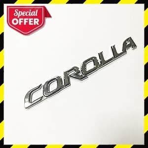 Foto Produk Emblem Corolla dari Pusat Aksesoris Import *