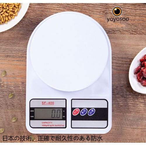 Foto Produk Timbangan Kue SF400 / Timbangan Dapur - Timbangan Digital 5kg/10kg - 10KG dari yoyosoo