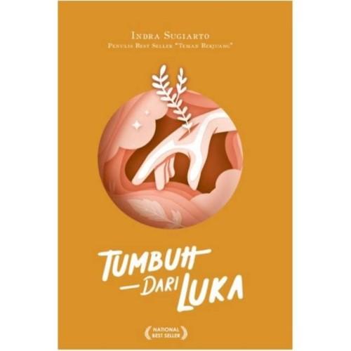 Foto Produk Tumbuh Dari Luka (Softcover) - Indra Sugiarto - Bhumi Anoma X Loveable dari Republik Fiksi