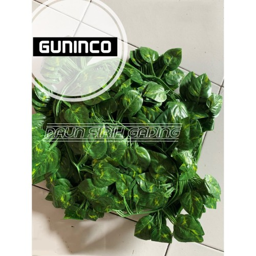 Foto Produk DAUN RAMBAT ivy anggur sirih gading imitasi hiasan hijang sintetis art - BESAR 1M dari DIAMOND HOME LIVING
