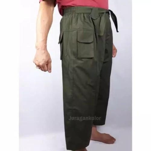 Foto Produk Celana Sirwal / Pangsi Tali BOXER JUMBO -PTBJ dari izhastore