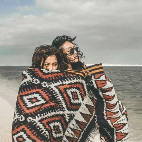 Foto Produk Kain Tenun Blanket Tenun Etnik Toraja BLH092 dari ethnicapparelstore