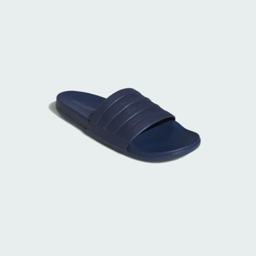 Foto Produk sandal adidas adilette comfort slides dark blue art EG1851 original dari Original_shop24