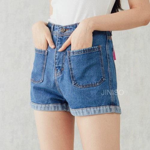 Foto Produk JINISO - Hotpants Jeans 530 - 830 FEELING SO HOT dari JINISO.ID
