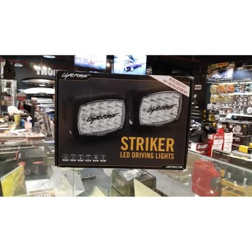 Foto Produk Lightforce 60W Striker LED Rectangle Driving Light dari Banteng Mas