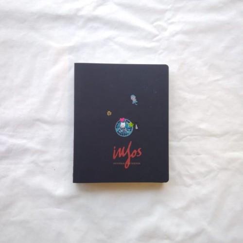 Foto Produk Miki Hasegawa - Internal Notebook, Buku Foto Photobook dari Unobtainium