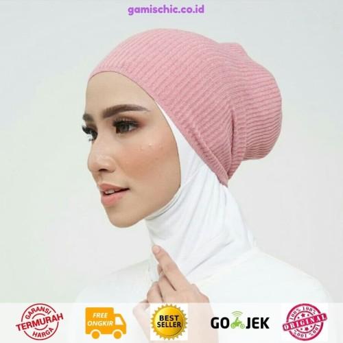 Foto Produk Inner Hijab Ciput Shafa Kupluk Rajut Premium dari Gamis Chic