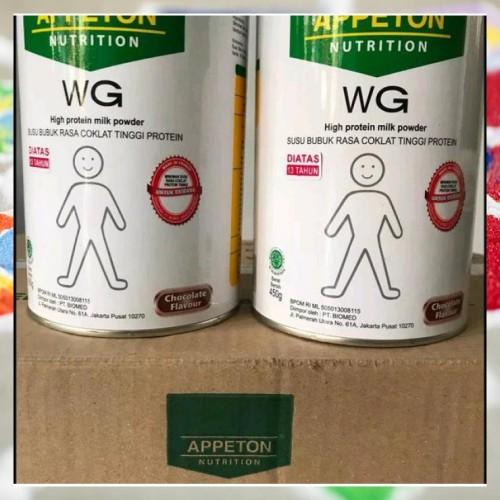 Foto Produk Diskon Appeton Weigth Gain Apeton Susu Penambah Berat Badan Dewasa 450 dari LALALAYEYEH64 GROSIR