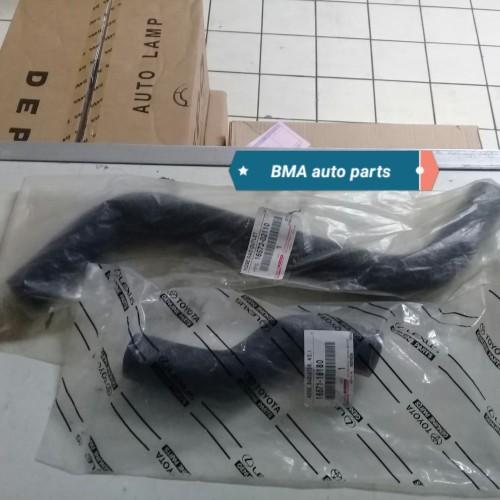 Foto Produk Selang radiator geat corolla all new twincam soluna Ori atas dan bawah dari BMA auto part