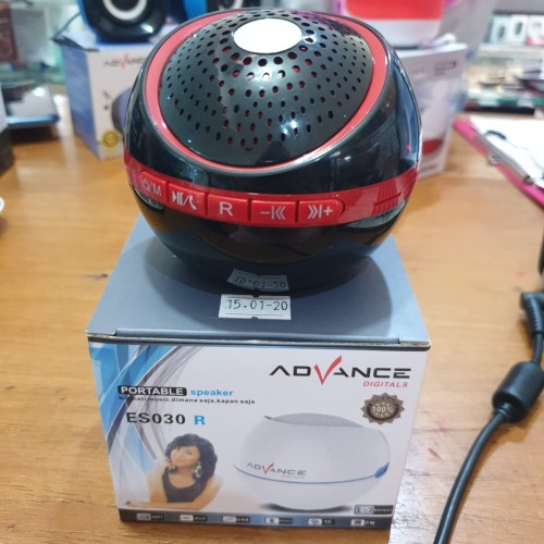 Foto Produk Speaker Advance Portable ES030R Bluetooth dari HOME asesoris