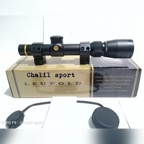Foto Produk Leupold VX III 1.5-5x20 dari Chalil Sport Hunting